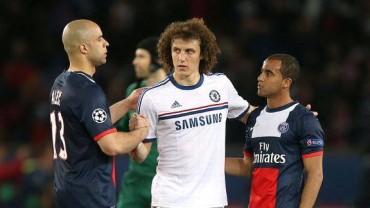 David Luiz fichará por el PSG