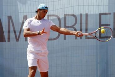 Rafa Nadal debutará contra su colega Juan Mónaco