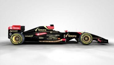 El Greco lucirá en los Lotus de Maldonado y Grosjean