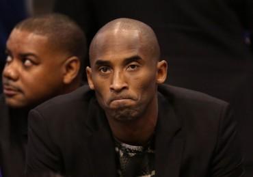 """Kobe: """"Hubiera preferido comer pintura a ver partidos de los Lakers"""""""