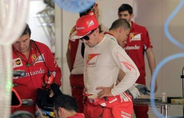 """Alonso: """"No es una sorpresa, sabíamos que iba a ser duro"""""""