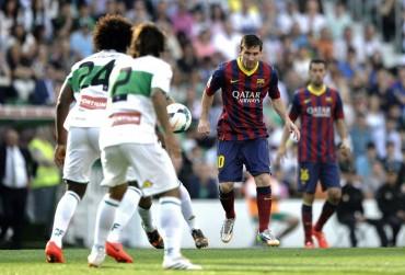 Un empate que vale la final del Camp Nou