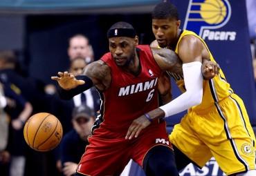 Indiana da una lección de juego colectivo y se adelanta a Miami
