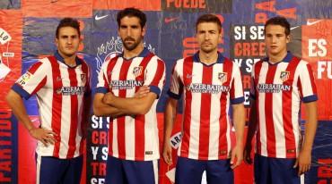 El Atlético tiene nueva piel