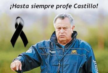 "Murió el ""Cuate"" Castillo"