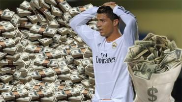 """Cristiano Ronaldo: """"No tengo ni idea de cuánto dinero tengo"""""""