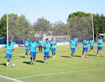 """Gerente de la selección: """"Acá estarán 24 jugadores pero sólo 23 van a Brasil"""""""