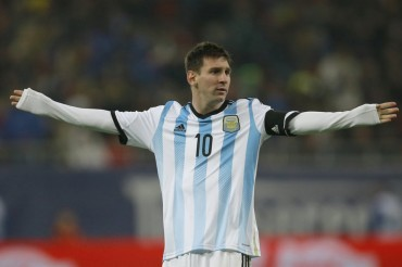 """Messi: """"No quiero ser campeón del mundo para que así digan que seré como Pelé o Maradona"""""""
