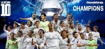 El Real Madrid gana la Décima tras derrotar al Atlético en la prórroga