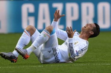 Cristiano podría perderse el Mundial