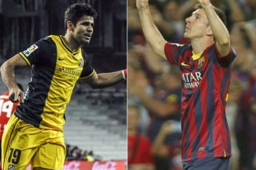 Barça y Atlético se jugarán la Liga