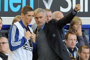 """Mourinho: """"Cuento con Torres para la próxima temporada"""""""
