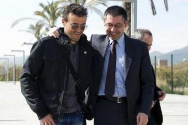 Luis Enrique, nuevo entrenador del Barça: será presentado el miércoles