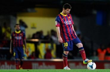 La primera misión de Luis Enrique: recuperar a Messi
