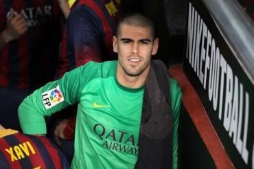 Victor Valdés se despide del Barça por carta