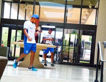 Sometidos a exámenes físicos jugadores de la Bicolor