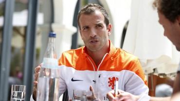 Van der Vaart se perderá el Mundial por lesión