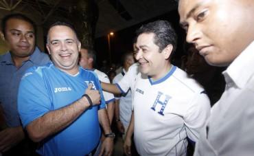 El sábado se juramenta a la selección de Honduras