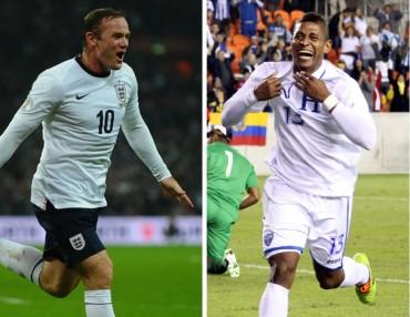 Más de 35 mil aficionados para Honduras – Inglaterra