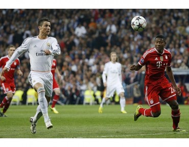 """La UEFA castiga al Real Madrid por """"comportamientos racistas"""" de sus hinchas"""