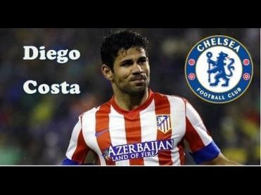 Chelsea ficha a Diego Costa por cinco temporadas