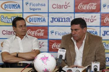 Callejas niegan que deben premios a Suárez