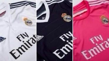 Real Madrid vestiría uniforme de color rosa