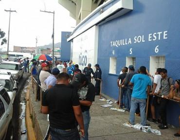 ¡24 mil boletos para la Gran Final hondureña!