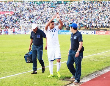 """Emilio Izaguirre: """"Benzema y Ribery tienen nombre, nosotros tenemos corazón"""""""