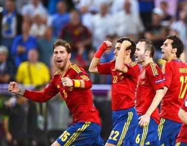 España, el equipo a vencer en le Mundial
