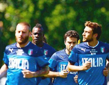 Italia va por su quinto título mundial