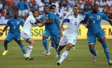 Israel humilla a Honduras en amistoso previo al mundial