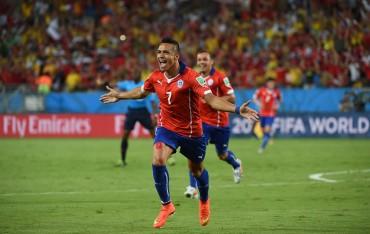 Chile gana a Australia con un gran Alexis Sanchez