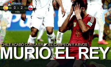 Maracanazo y adiós al Mundial para España