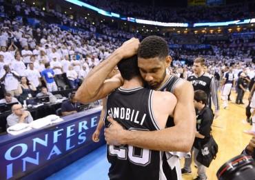 Los Spurs ganan en Oklahoma City y disputarán las Finales