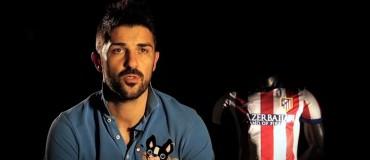 """Villa se despide del Atlético: """"La oferta era irrechazable"""""""