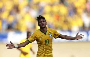 Festival de Neymar ante Panamá