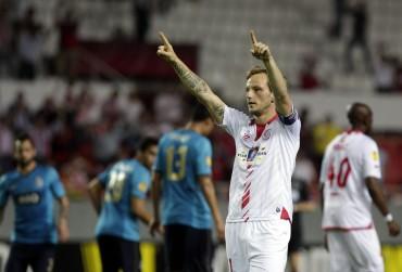 Rakitic está a un paso de dejar el Sevilla y fichar por el Barcelona