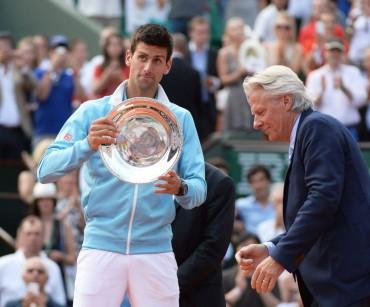 Novak Djokovic se casará el 9 de julio con Jelena Ristic