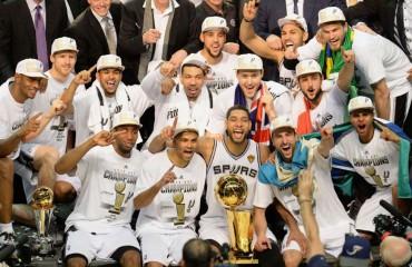 San Antonio Spurs, todo un campeón para la eternidad