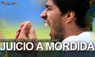 La FIFA investigara a Luis Suárez