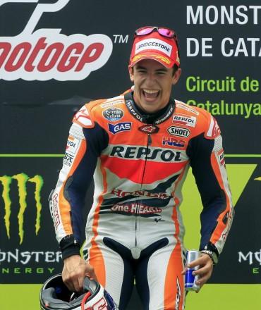 """Márquez: """"Las Yamaha son las que más me preocupan"""""""