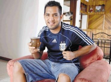 Argentino Lucas Gomez es la nueva contratación del Motagua