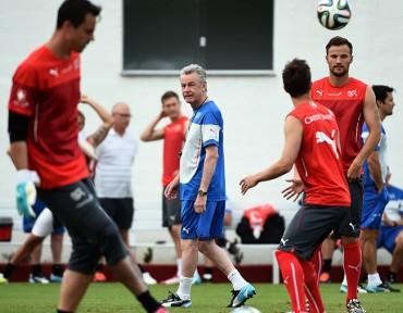 Suiza se unirá para batir a Honduras