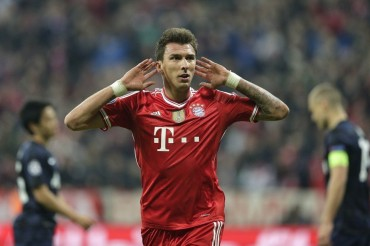 Mandzukic confirma su salida del Bayern