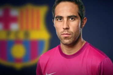 El FC Barcelona hace oficial el fichaje de Claudio Bravo