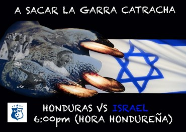 "¡La ""H"" a levantarse contra Israel!"