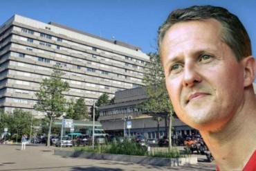 Bild dice que Schumi responde a la voz y los doctores son cautos