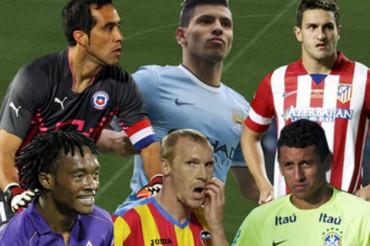 Fichajes Barça: Estos son los seis favoritos para reforzar el equipo