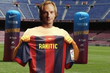 El FC Barcelona ficha a Ivan Rakitic